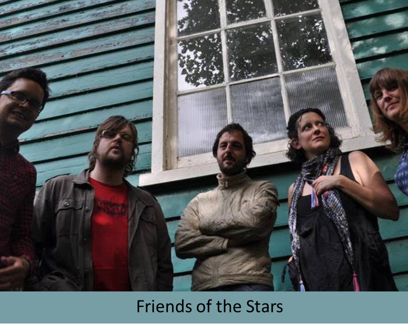 friends of the stars